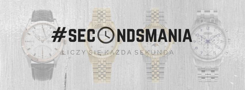 Zegarki sportowe, zegarki automatyczne | Seconds.pl